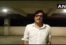 File image of Republic TV Editor-in-Chief Arnab Goswami | ANI