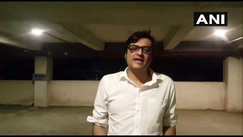 Arnab Goswami seeks stay to filing of chargesheet in 2018 abetment to suicide case