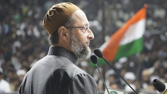 The BJP does not want Owaisi, the BJP does not need Owaisi