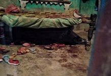 The room in Piproli village of Mewat, Haryana, where four girls under the age of 6 were murdered | Photo: Praveen Jain | ThePrint
