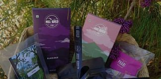 A chocolate gift hamper by Hill Wild, Manipur   Source: Instagram
