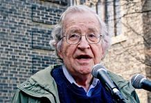 Chomsky has said that he will hold his talk with journalist Vijay Prashad on an independent platform | wikimedia commons