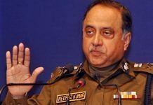 File photo | Former Police Commissioner of Delhi, Neeraj Kumar | ThePrint