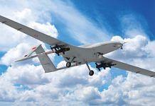 Turkish-made Bayraktar drone used by Azerbaijan | Source: ww.ssb.gov.tr