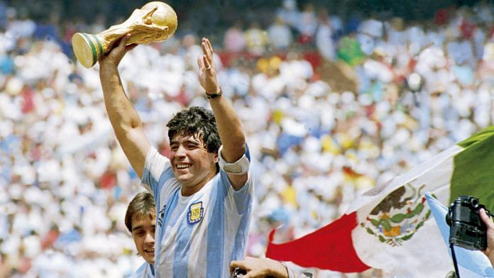 Diego Maradona, all-time football great, dies of heart attack at age 60