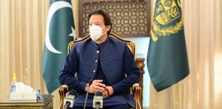 File photo | Pakistan Prime Minister Imran Khan | Facebook/ImranKhanOfficial