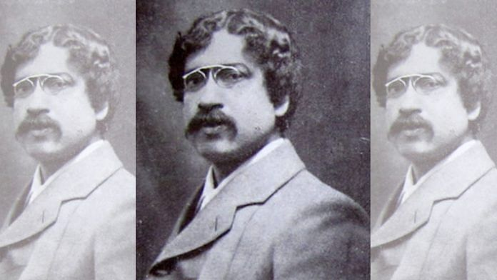 Indian physicist and botanist Jagdish Chandra Bose   http://www.jcbose.ac.in/