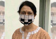 Jagi Mangat Panda, the managing director of the regional news channel Odisha TV (OTV) | Twitter: @JagiPanda