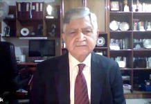 Former Army chief Gen V.P. Malik (retd) | ThePrint
