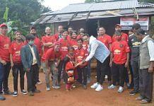 ManU Supporters Club Sikkim