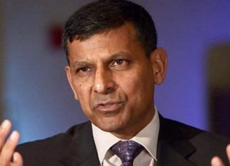 File image of former RBI governor Raghuram Rajan | PTI