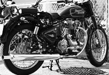 File photo | Royal Enfield- Bullet 350 | Wikimedia Commons