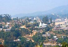 A view of Tamenglong district in Manipur | Commons