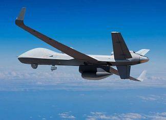 A Sea Guardian drone   Source: General Atomics