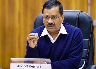 File photo of Delhi Chief Minister Arvind Kejriwal | PTI