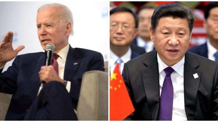File image of US President-elect Joe Biden and Chinese President Xi Jinping | Photo: Flicker and kremlin.ru