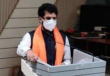 File photo of BJP National General Secretary CT Ravi | Twitter @CTRavi_BJP