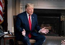 File photo of US President Donald Trump | Twitter @realDonaldTrump