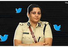 IPS officer D. Roopa Moudgil   ThePrint team