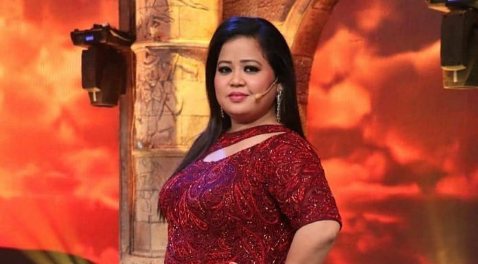 Comedian Bharti Singh being questioned by NCB after raid