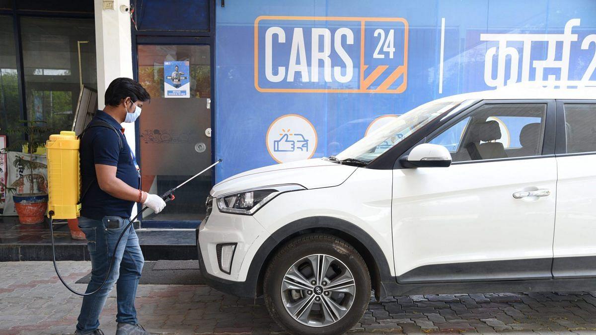 Gurgaon-based used car website Cars24 is the latest Unicorn startup