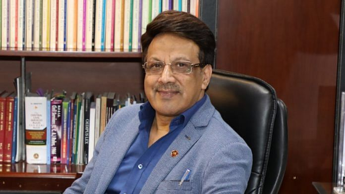 The research project will be led by Professor G.S. Bajpai, Director of the Centre for Criminology and Victimology, National Law University, Delhi | Credit: Profgsbajpai.in