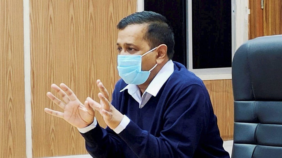 Pollution an important reason behind severity of third Covid wave in Delhi, says Kejriwal