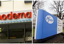Pfizer Inc. and Moderna Inc. | Bloomberg