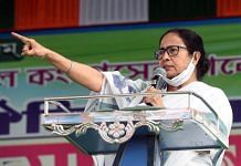 West Bengal Chief Minister Mamata Banerjee | Photo: ANI