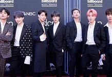 Popular K-pop band BTS   Wikimedia commons