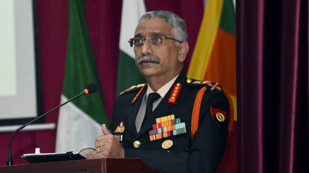 India to face higher security challenges with rising stature, influence — Gen Naravane
