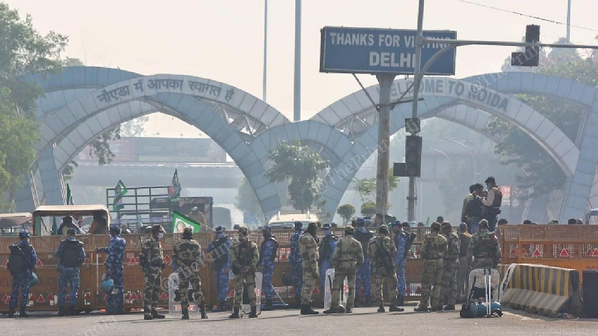 BKU clears Chilla border after 57 days, withdraws protest following violence on Republic Day