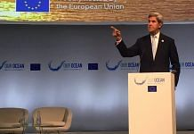 File photo of Secretary of State John Kerry | Twitter