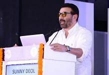 File photo of BJP MP and Bollywood actor Sunny Deol | Twitter @iamsunnydeol