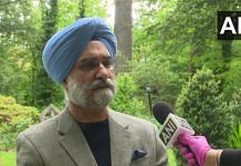 The Indian Ambassador to the US Taranjit Singh Sandhu | ANI