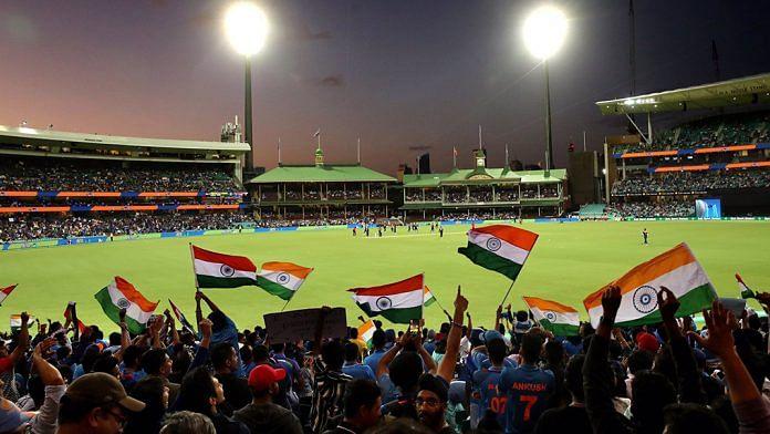 Sydney Cricket Ground | Twitter/@scg