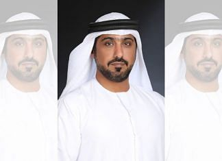 Hamad Salem Al Ameri, CEO of Caracal | By special arrangement