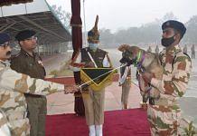 The ITBP K9 pups at the 'Naamkaran Ceremony'   ITBP