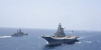 File photo   Indian Navy   Facebook/IndianNavy
