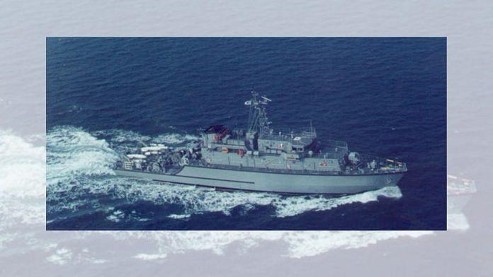 Mine Counter Measure Vessel (MCMV) | Goa Shipyard Ltd