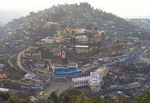 Representational image of Mokokchung town | Wikipedia