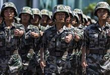 PLA's Western Theater Command is in charge of China's borders with India | Representational image | Bloomberg