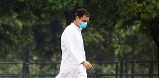 Congress leader Rahul Gandhi   Praveen Jain   ThePrint File Photo