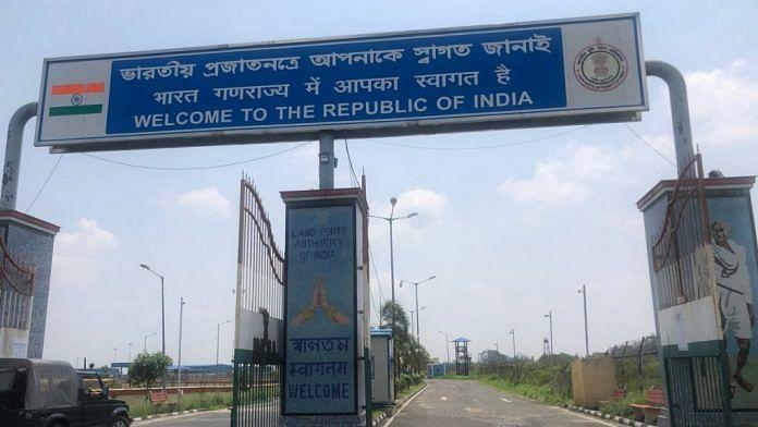 The Petrapole integrated check post between India and Bangladesh | Representative image