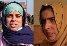 Shazia Aslam (left) and Somiya Sadaf fought the J&K DDC polls from Bandipora and Kupwara districts respectively | By special arrangement