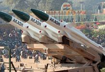 File photo of Akash super sonic cruise missile with a range of 25km. | Commons