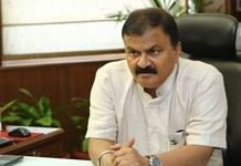 A file photo of Guruprasad Mohapatra, secretary, Department for Promotion of Industry and Internal Trade (DPIIT).   Photo: Twitter/ANI