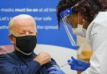 US President-elect Joe Biden receives the Covid vaccine shot   @JoeBiden   Twitter