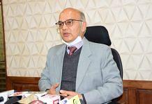 Jammu and Kashmir State Election Commissioner K K Sharma | @diprjk | Twitter