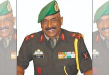 A file photo of Major General K.K. Sinha (retd). | Photo: Twitter/@GeneralKKSinha